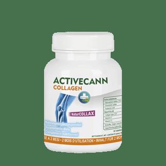 activecann collagen, complément alimentaire, annabis