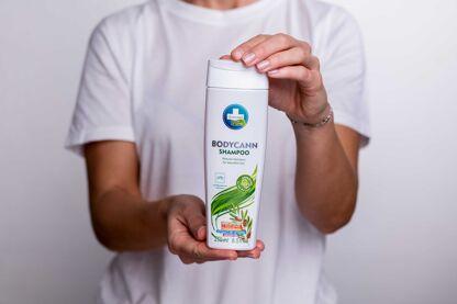 bodycann, shampoo, shampoing