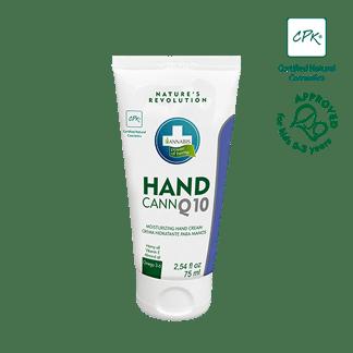 handcann, creme pour les mains, annabis